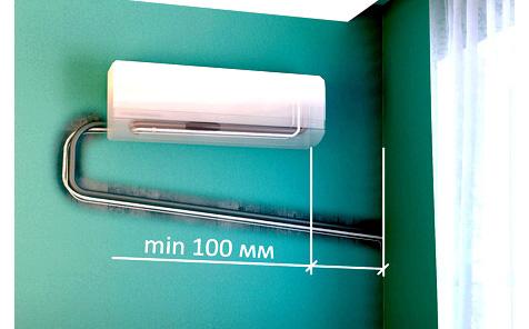 Как выбрать места размещения блоков сплит-системы