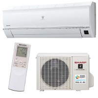Фото Sharp AY-XPC12JHR / AE-X12JR Super Deluxe Inverter
